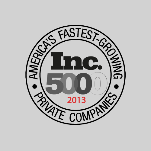 Inc. 5000 Fastest Growing Companies, Inc. 5000, 2013